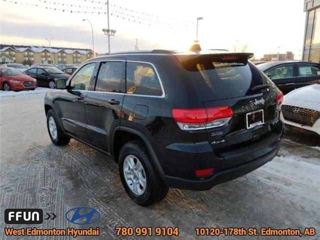 2017 Jeep Grand Cherokee Laredo (Stk: E2975) in Edmonton - Image 8 of 23