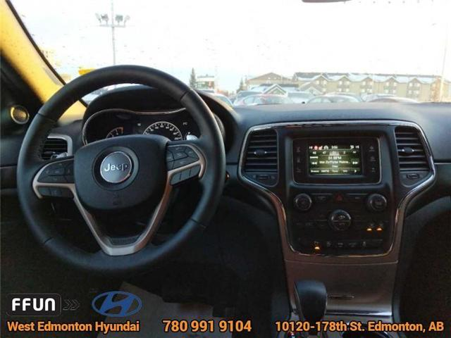 2017 Jeep Grand Cherokee Laredo (Stk: E2975) in Edmonton - Image 16 of 23