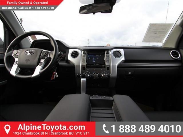 2018 Toyota Tundra SR 4.6L V8 (Stk: X075048) in Cranbrook - Image 10 of 14