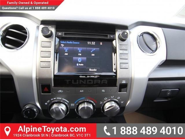 2018 Toyota Tundra SR 4.6L V8 (Stk: X075048) in Cranbrook - Image 13 of 14