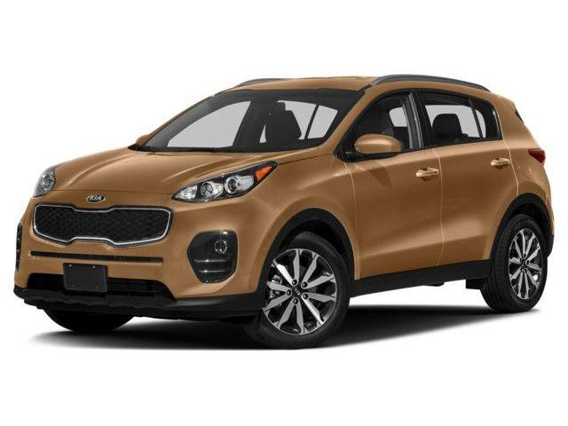 2018 Kia Sportage  (Stk: K18249) in Windsor - Image 1 of 9