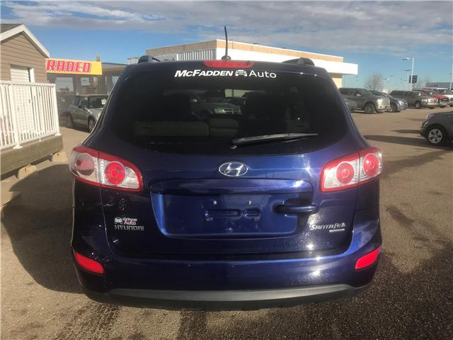 2010 Hyundai Santa Fe GL 3.5 Sport (Stk: B1981A) in Lethbridge - Image 11 of 21