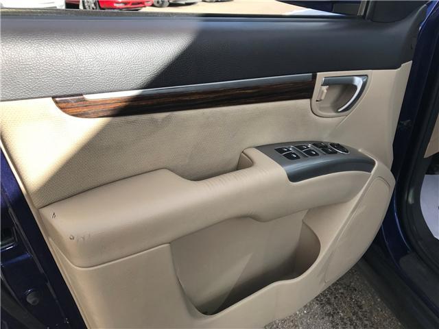 2010 Hyundai Santa Fe GL 3.5 Sport (Stk: B1981A) in Lethbridge - Image 15 of 21