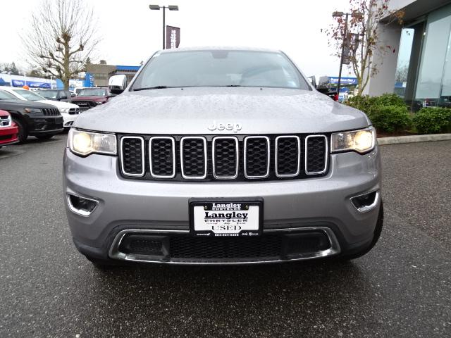 2017 Jeep Grand Cherokee Limited (Stk: EE887320) in Surrey - Image 2 of 29