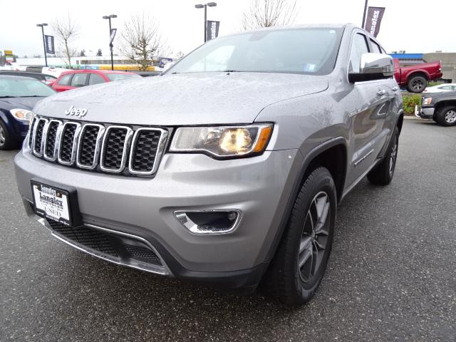 2017 Jeep Grand Cherokee Limited (Stk: EE887320) in Surrey - Image 3 of 29