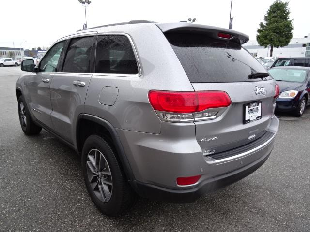 2017 Jeep Grand Cherokee Limited (Stk: EE887320) in Surrey - Image 5 of 29