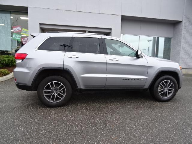 2017 Jeep Grand Cherokee Limited (Stk: EE887320) in Surrey - Image 8 of 29