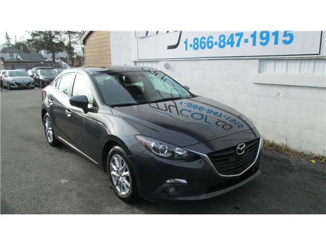2015 Mazda Mazda3 GS (Stk: 171725) in Richmond - Image 1 of 14