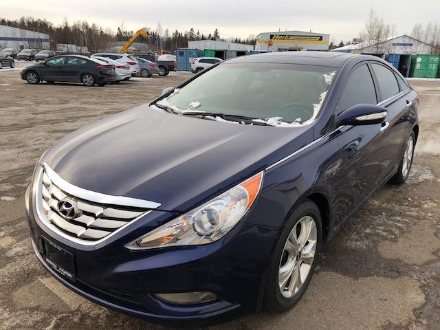 2011 Hyundai Sonata Limited (Stk: 14015A) in Thunder Bay - Image 2 of 8