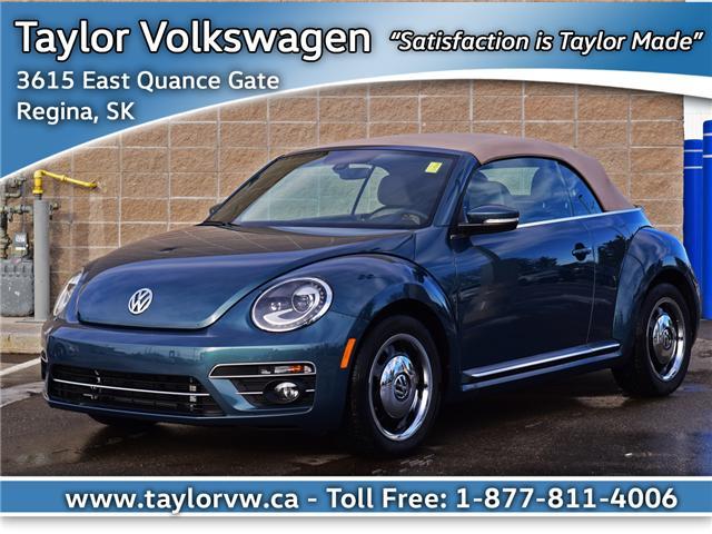 2018 Volkswagen Beetle 2.0 TSI Coast (Stk: 180214) in Regina - Image 1 of 29