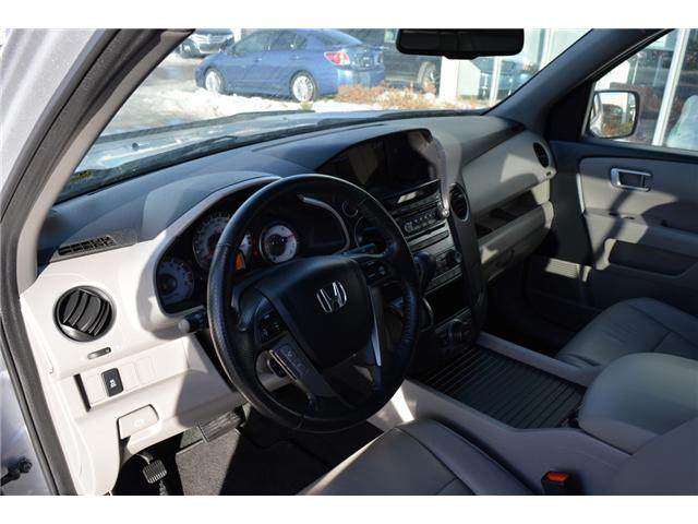 2015 Honda Pilot EX-L (Stk: 170029) in Regina - Image 10 of 37