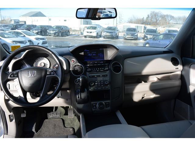 2015 Honda Pilot EX-L (Stk: 170029) in Regina - Image 11 of 37