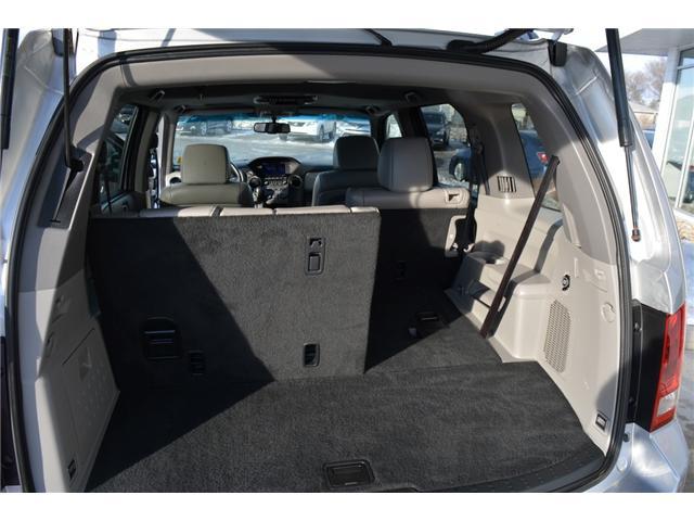 2015 Honda Pilot EX-L (Stk: 170029) in Regina - Image 35 of 37