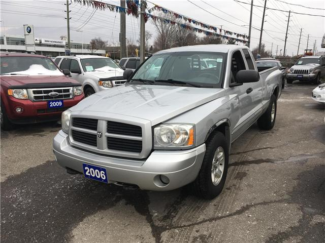 2006 Dodge Dakota SLT Club Cab 4WD (Stk: P2776A) in Newmarket - Image 1 of 17