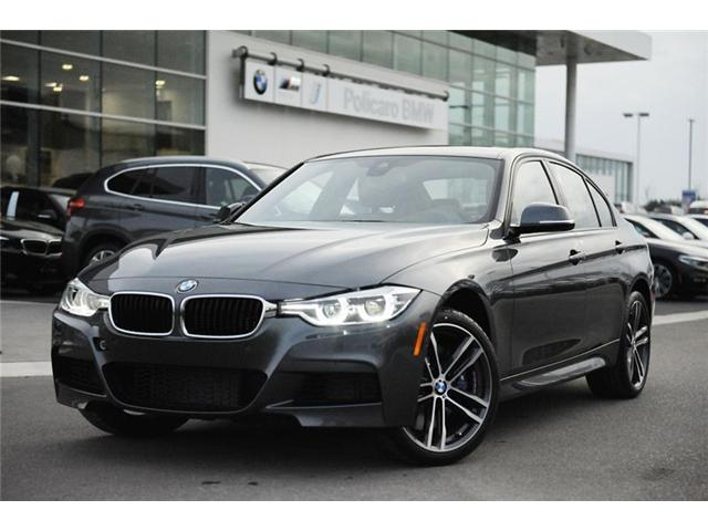 2018 BMW 340 i xDrive (Stk: 8190584) in Brampton - Image 1 of 12
