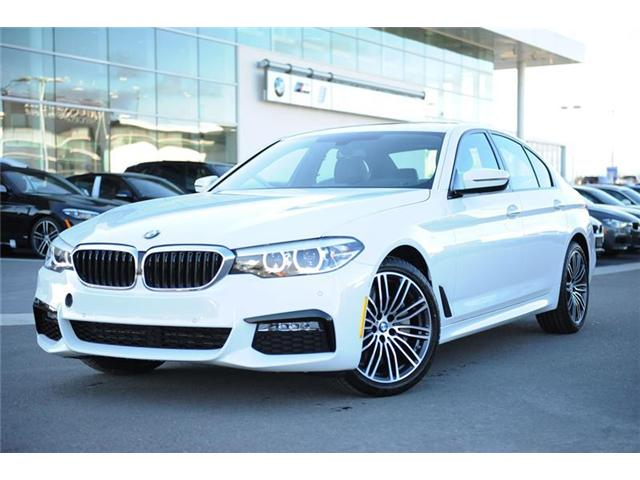 2018 BMW 540i xDrive (Stk: 8C55681) in Brampton - Image 1 of 13