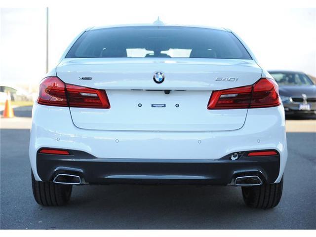 2018 BMW 540i xDrive (Stk: 8C55681) in Brampton - Image 4 of 13