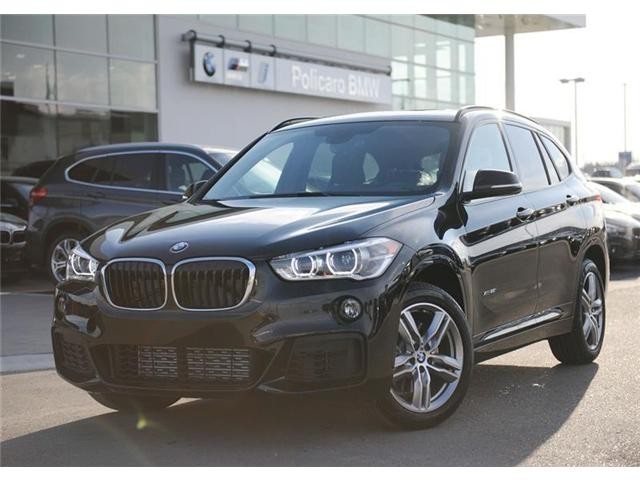 2018 BMW X1 xDrive28i (Stk: 8K22533) in Brampton - Image 1 of 12