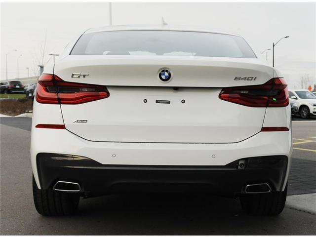 2018 BMW 640 Gran Turismo i xDrive (Stk: 8J99190) in Brampton - Image 4 of 12