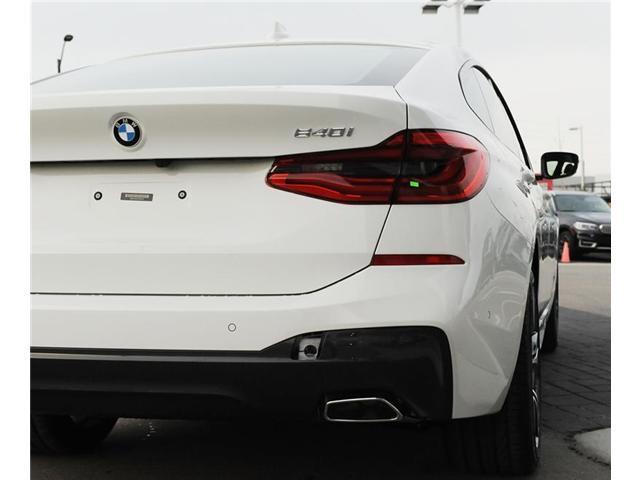 2018 BMW 640i xDrive Gran Turismo (Stk: 8J99190) in Brampton - Image 5 of 12