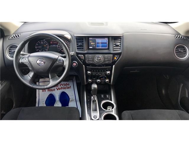 2016 Nissan Pathfinder SV (Stk: 372) in Toronto - Image 7 of 15
