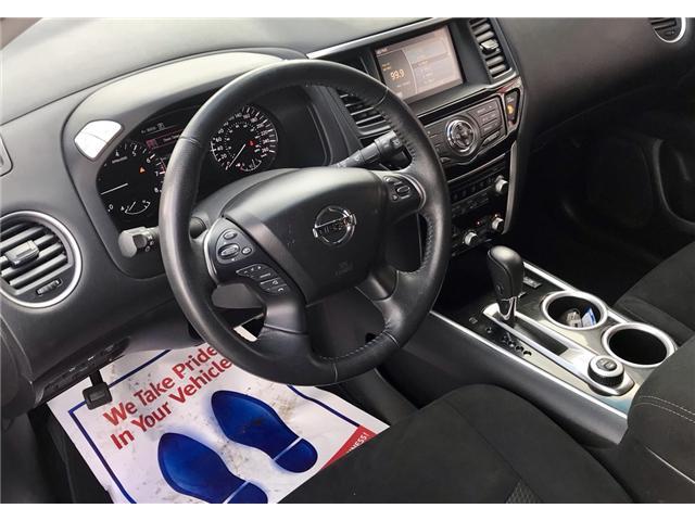 2016 Nissan Pathfinder SV (Stk: 372) in Toronto - Image 8 of 15
