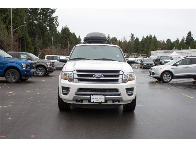 2017 Ford Expedition Platinum (Stk: 7EX6160) in Surrey - Image 2 of 30