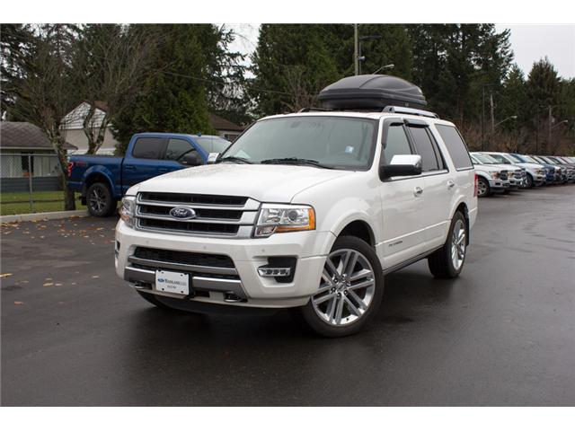 2017 Ford Expedition Platinum (Stk: 7EX6160) in Surrey - Image 3 of 30