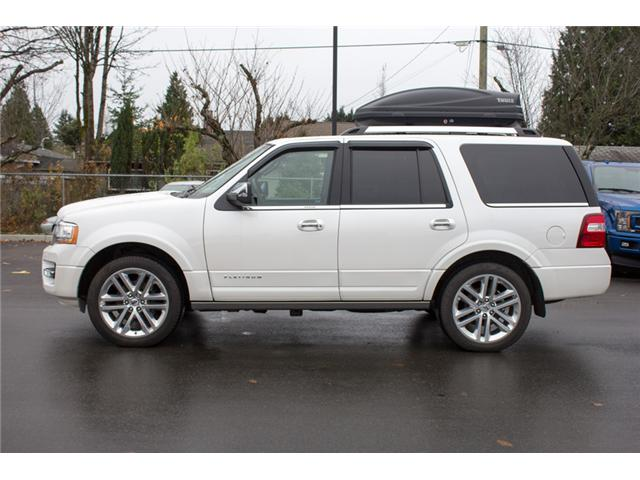 2017 Ford Expedition Platinum (Stk: 7EX6160) in Surrey - Image 4 of 30
