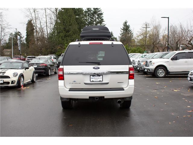 2017 Ford Expedition Platinum (Stk: 7EX6160) in Surrey - Image 6 of 30