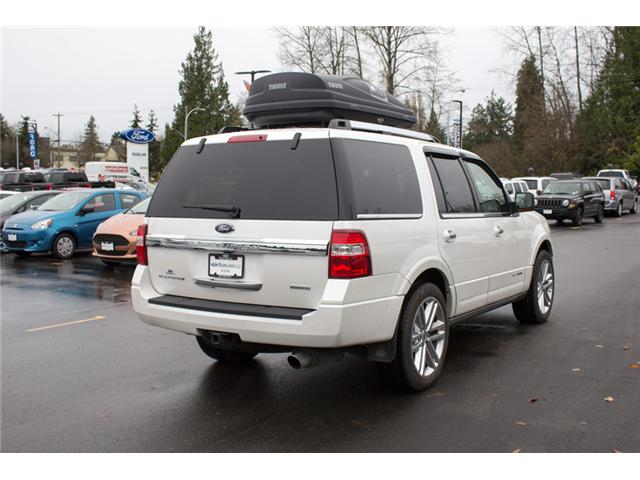 2017 Ford Expedition Platinum (Stk: 7EX6160) in Surrey - Image 7 of 30