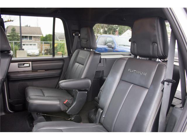 2017 Ford Expedition Platinum (Stk: 7EX6160) in Surrey - Image 12 of 30