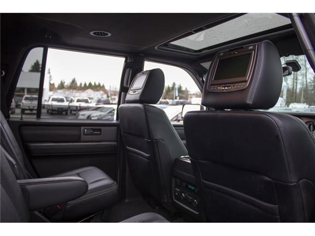 2017 Ford Expedition Platinum (Stk: 7EX6160) in Surrey - Image 13 of 30
