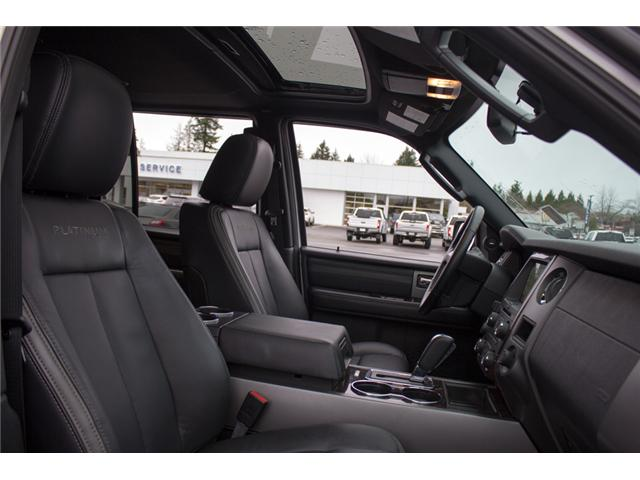 2017 Ford Expedition Platinum (Stk: 7EX6160) in Surrey - Image 14 of 30