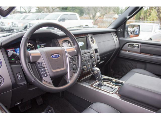 2017 Ford Expedition Platinum (Stk: 7EX6160) in Surrey - Image 16 of 30