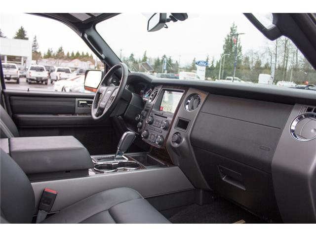 2017 Ford Expedition Platinum (Stk: 7EX6160) in Surrey - Image 18 of 30