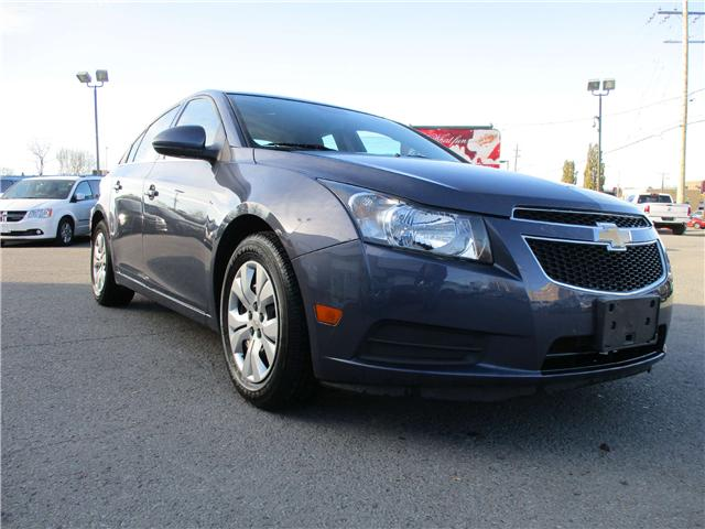 2014 Chevrolet Cruze 1LT (Stk: 171707) in Kingston - Image 1 of 11