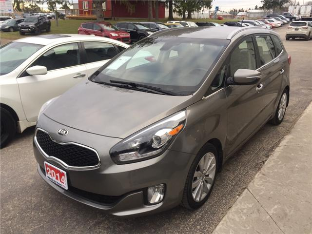 2014 Kia Rondo  (Stk: 17364B) in Walkerton - Image 1 of 9