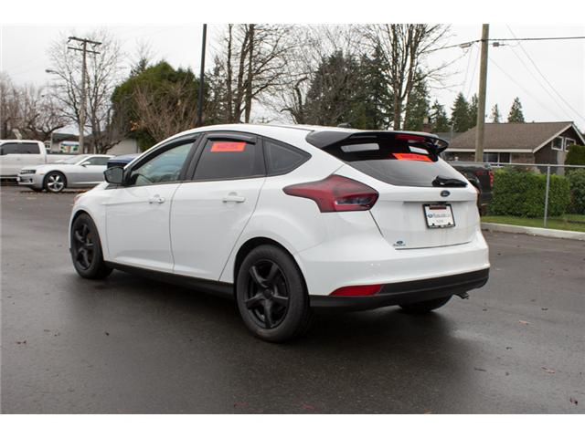2017 Ford Focus SE (Stk: 7FO8837) in Surrey - Image 5 of 23