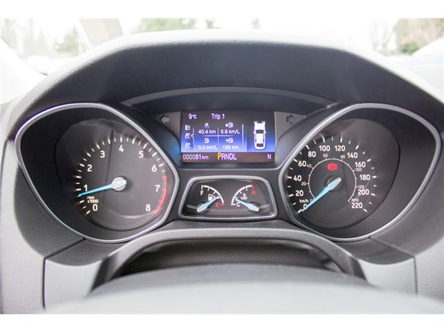 2017 Ford Focus SE (Stk: 7FO8837) in Surrey - Image 22 of 23