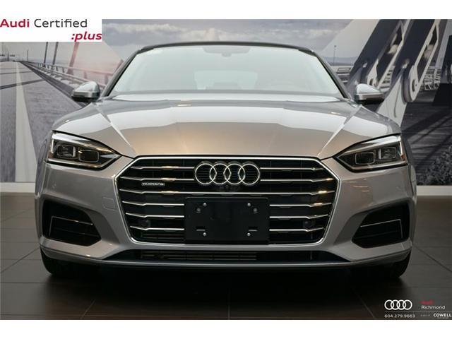 2018 Audi A5 2.0T Progressiv (Stk: AUMD2267) in Richmond - Image 2 of 21
