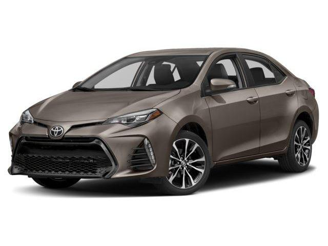2018 Toyota Corolla SE (Stk: 18123) in Walkerton - Image 1 of 9