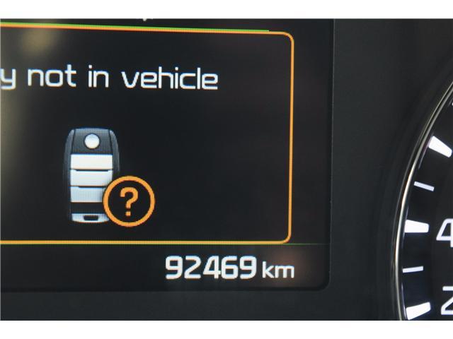 2014 Kia Optima SX Turbo (Stk: P1801801) in Regina - Image 26 of 35