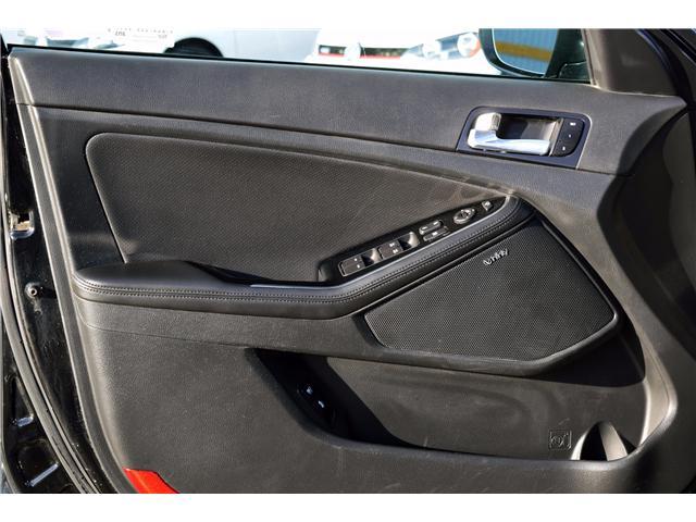 2014 Kia Optima SX Turbo (Stk: P1801801) in Regina - Image 11 of 35