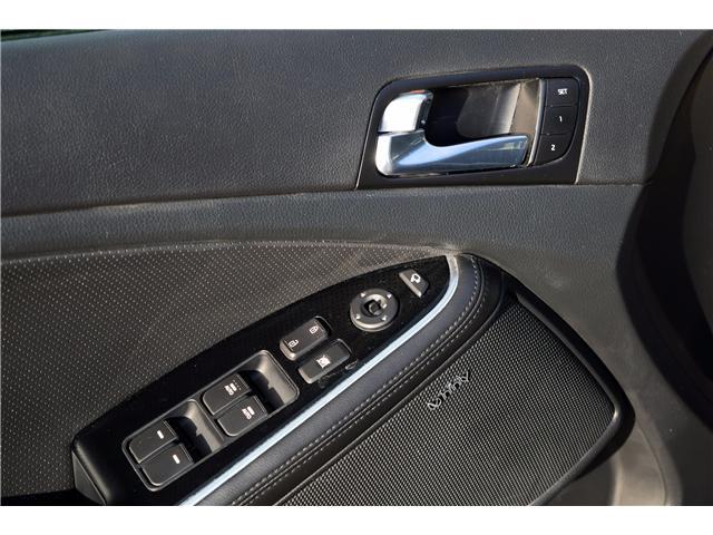 2014 Kia Optima SX Turbo (Stk: P1801801) in Regina - Image 12 of 35