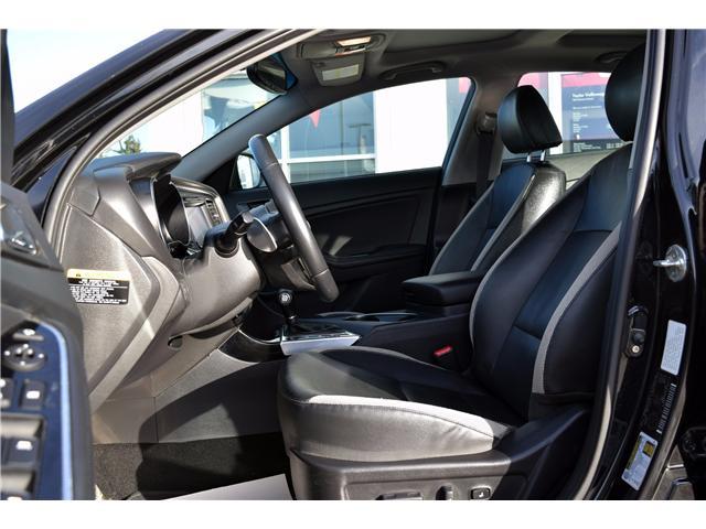 2014 Kia Optima SX Turbo (Stk: P1801801) in Regina - Image 14 of 35