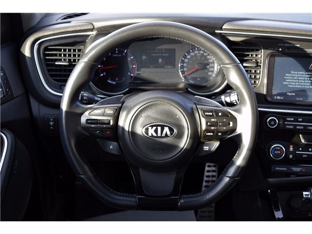 2014 Kia Optima SX Turbo (Stk: P1801801) in Regina - Image 21 of 35