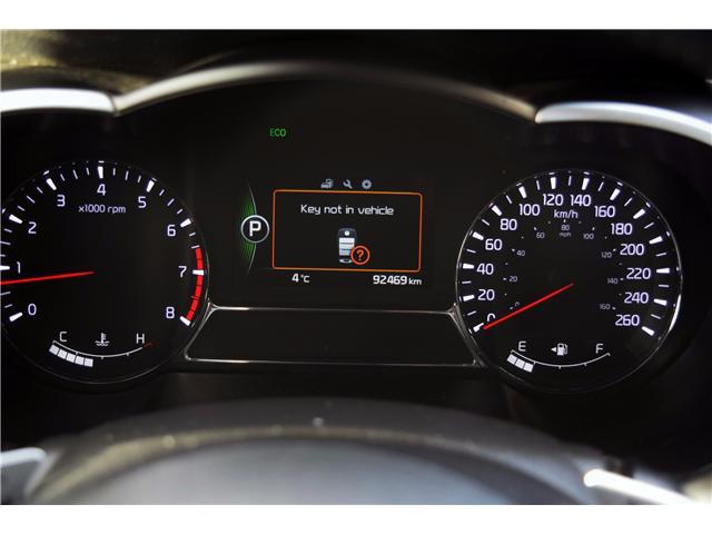 2014 Kia Optima SX Turbo (Stk: P1801801) in Regina - Image 29 of 35
