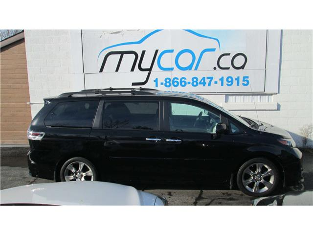 2013 Toyota Sienna SE 8 Passenger (Stk: 171737) in Kingston - Image 2 of 12