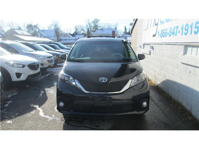 2013 Toyota Sienna SE 8 Passenger (Stk: 171737) in Kingston - Image 1 of 12